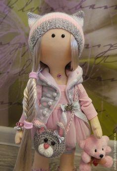 Текстильная куколка Полина - Юлия Соколова - Ярмарка Мастеров http://www.livemaster.ru/item/9805229-kukly-igrushki-tekstilnaya-kukolka-polina