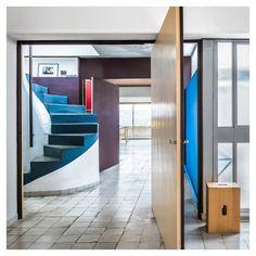 """styletaboo: """"Le Corbusier - Le Corbusier Paris apartment photographed by Jérôme Galland """""""