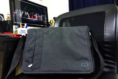 "My New Travel Laptop Bag is the CaseCrown Campus 13"" Messenger Bag. [SPONSORED] https://fbit.co/1xkU  If CaseCrown hadn't sent me this travel laptop bag I'd have bought it anyway and I'm actually going to get an iPad case for the iPad Pro from them when I upgrade my iPad Air2 because it has a magnetic holder for the Apple Pencil.  Right now this is what I use for a lot of my travel gear aside from my backpack. In fact the backpack stays in the hotel while I run around whatever city I'm in…"