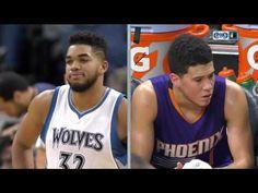 Phoenix Suns vs Minnesota Timberwolves Full Game Dec20 2016 NBA Season