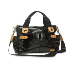 Storksak® Kate Diaper Bag in Black - BedBathandBeyond.com Top Rated Diaper  Bags 4a86acd834b13