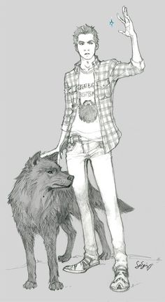 More fluffy Derek plz. And some more sparky Stiles stuff. And less of most everything else.