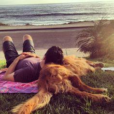 Man's best friend - itsadoggirlslife.com Mans Best Friend, Best Friends, Happy Dogs, Zen, Kitty, Beat Friends, Little Kitty, Kitten, Bestfriends