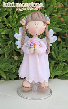 Angelita por Lulu Mendoza