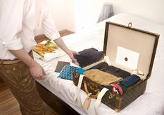 The Art of Packing from Louis Vuitton by iheartberlin