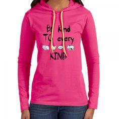 Hot Pink Fashion Line Women Sweatshirt - Fleevie.com   Designer Prints on Clothing and more