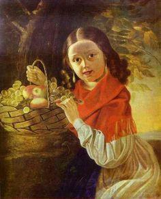 Ivan Khrutsky (1810 – 1885) – Pintor Polonês_9
