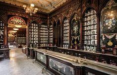 Museo de la Farmacia Habanera Reunion, old Havana