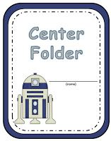 Fern Smith's Classroom Ideas!: My New Space Themed Work Folders!