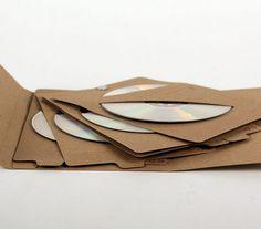 Multiple CD Packaging