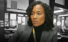 THE WIRE Kima Greggs - See photos of the HBO Crime/Drama Baltimore TV series