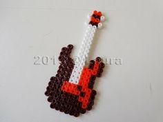 Buegelperlen Gitarre