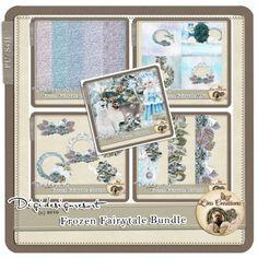 Frozen Fairytale Bundle (PU/S4H) by Lins Creations