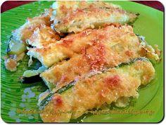 Η απόλαυση της βρώσης ~ Ας μαγειρέψουμε: Μπαστουνάκια ψητά κολοκυθιών με παρμεζάνα