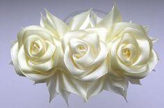 Ribbon Roses Tutorial