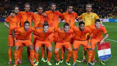 Netherland Squad for FIFA World Cup 2014