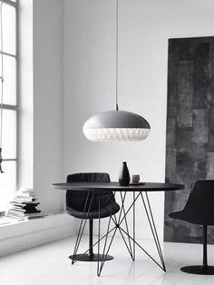 a #minimal #diningroom