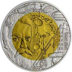 25 Euro Silber/Niob Jahr der Astronomie PN