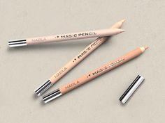 NABLA Cosmetics introduce due nuove tonalità di Magic Pencil. Light Nude, color carne chiaro, sarà perfetto per carnagioni più chiare, fino alle medie. Dark Nude invece, color carne medio-scuro, pensato per carnagioni medie, fino alle più scure.