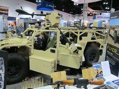 General Dynamics Flyer, Ammo Can Doors