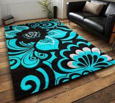 Blue And Black Bedroom tiffany blue and black bedroom | 640px | bedroom ideas | pinterest