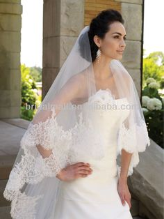 Wedding Veils on Pinterest | Long Wedding Veils, Veils and Long Veils