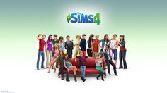 The Sims 4 computer desktop backgrounds, 1920x1080 (207 kB)