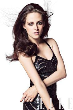 ☆ Kristen Stewart | Photography by Tom Munro | For Elle Magazine US | June 2012…