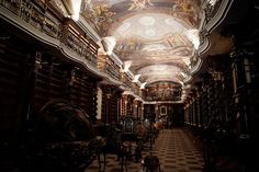 Library of Clementinum