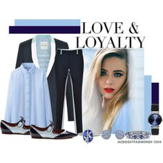 """""""LOVE & LOYALTY"""" by mzbossyfashions11 on Polyvore"""