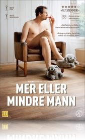 Mer eller mindre mann [Poster, 1 of 6 high-resolution movie posters in this group. New Movies, Movies To Watch, Movies Online, Movies And Tv Shows, Lund, Tv Series Free, Love Film, Stavanger, Tv Shows Online
