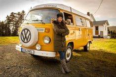 """187 Likes, 8 Comments - Christopher, Kathy & the Bus (@the_bus_and_us) on Instagram: """"Throwback to when @katfilipa first met The Colonel. #vw #volkswagen #vdub #vdubs #vwlove #vwlife…"""""""