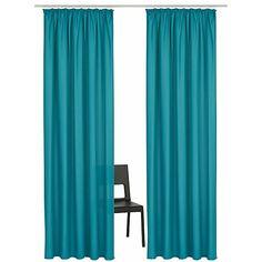 Vorhang, Home affaire Collection, »Parry«, mit Kräuselband (2 Stück) Curtains, Design, Home Decor, Products, Drapes Curtains, Asylum, Decorating, Colors, Dekoration