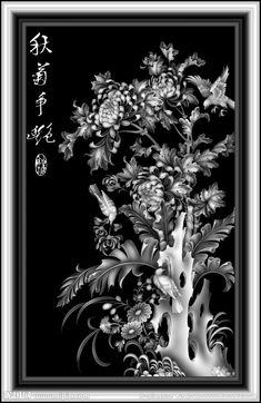 хризантема цветущий