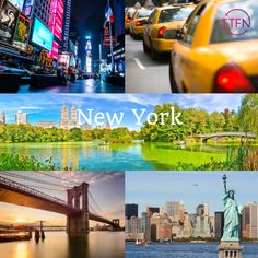 This week we are going to Stacey's top 5 must do locations! Starting with the city that never sleeps New York! The cabs, the park, the statue, the night life! What's not to love about New York! City That Never Sleeps, Group Travel, Travel Agency, Holiday Travel, Perth, Night Life, New York, Statue, Top