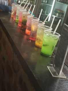 1Fox street ..Gourmet sodas