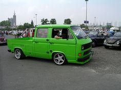 volkswagen doppelkabine