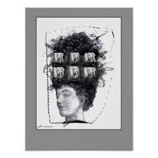 Bilderesultat for hairdressers posters