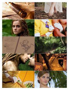 """jane aesthetic"" by amberdocherty ❤ liked on Polyvore featuring art, disney, EmmaWatson, Tarzan, JanePorter and aesthetic"