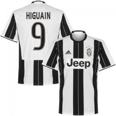 13269352969 2016 17 Gonzalo Higuaín 9 Soccer Jersey Football Shirt Trikot Maglia  Playera De Futbol Camiseta De Futbol