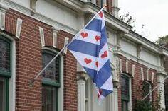 Noordhörn - vlag Ommelanden