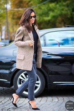 How To Wear A Neutral Coat Like A Fashion Editor | Le Fashion | Bloglovin'