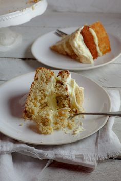 A twist on the classic milk tart. Vanilla-Cinnamon sponge topped with Milk tart (custard) filling finished with ground cinnamon. Tart Filling, Custard Filling, Custard Recipes, Tart Recipes, Squash Cakes, Milk Tart, Tea Cakes, Food Cakes, Cake Fillings