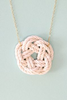 Nautical knot.