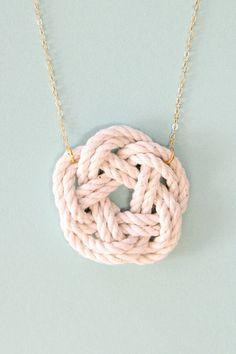Nautical knot.