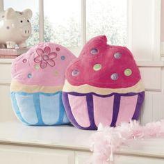 Cupcake Pillows
