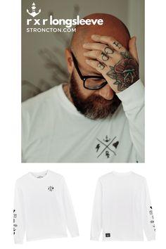 Das Longsleeve wurde aus 100 % hochwertiger Bio-Baumwolle unter fairen Bedingungen produziert. Das R x R steht für Rebels Longsleeve, Designs, Super, Sweatshirts, Inspiration, La Mode, Make A Donation, Long Sleeve, Outfit Ideas