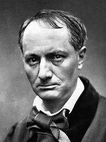 Baudelaire , meu ídolo!