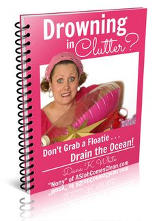 Drowning in Clutter? (Tried and True Decluttering Strategies) – A Slob Comes Clean