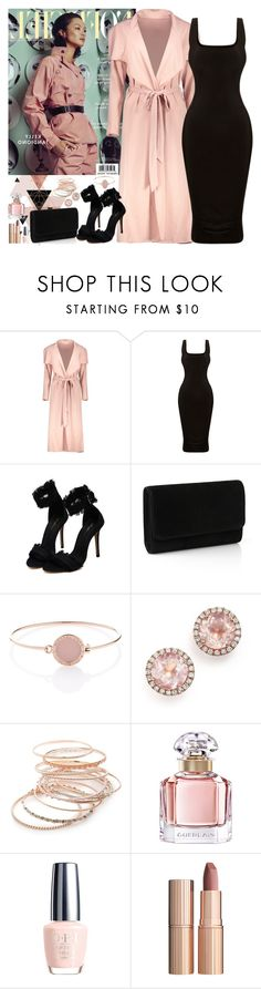 """""""Untitled #3863"""" by fashion-nova ❤ liked on Polyvore featuring Michael Kors, Dana Rebecca Designs, Red Camel, Guerlain and Charlotte Tilbury"""